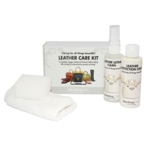 Zestaw do Renowacji Skóry Leather Care Kit Furniture Clinic